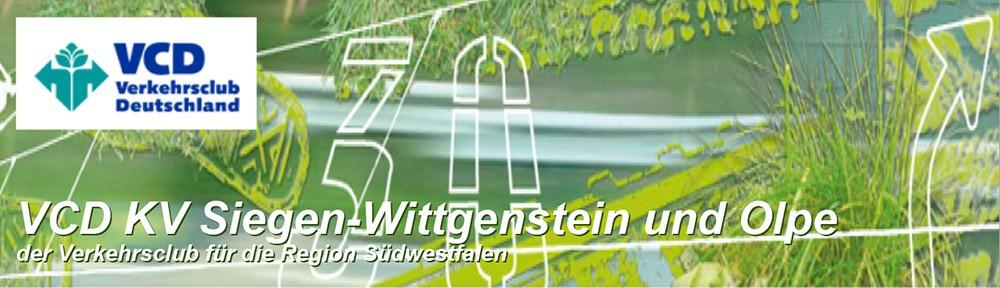 VCD – Verkehrsclub Deutschland – KV Siegen-Wittgenstein und Olpe