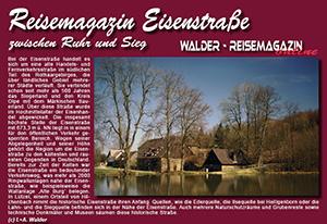 1_Reisemagazin_D_Eisenstrasse-Suedwestfalen_Titel